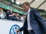 Die erste Entlassung der Saison trifft Andries Jonker beim VfL Wolfsburg.