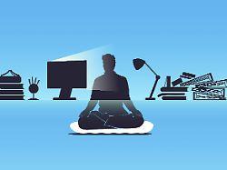 Geistig voll da: Sieben Tipps für mehr Konzentration im Job