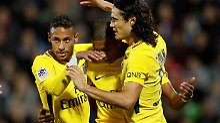 """Der Sport-Tag: """"Krieg der Egos"""" bei Paris St. Germain?"""