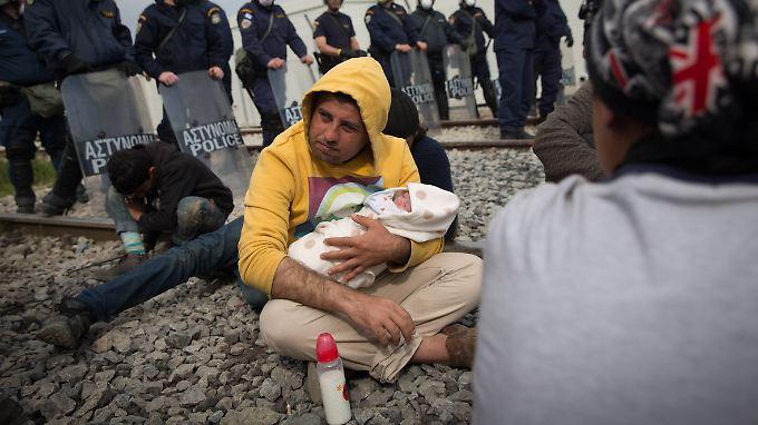 Die EU will die illegale Zuwanderung stoppen und aufnehmende Länder finanziell unterstützen.