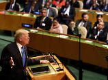 """Reaktionen auf UN-Auftritt: Iran empört sich über Trumps """"Hass-Rede"""""""