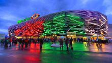 Der Sport-Tag: Augsburg kopiert Münchner Stadion-Idee