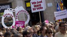 Razzia vor Katalonien-Referendum: Vertrauter von Regierungs-Vize festgesetzt