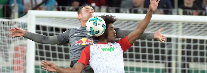 FC Augsburg - RB Leipzig 1:0 (1:0).