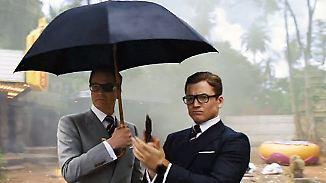 """""""Kingsman: The Golden Circle"""" im Kino: Überdrehter Actionspaß mit skurrilen Einfällen"""