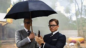 """Kingsman: The Golden Circle"" im Kino: Überdrehter Actionspaß mit skurrilen Einfällen"