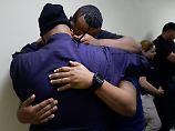 """Schwere Verwüstungen erwartet: Hurrikan """"Maria"""" erreicht Puerto Rico"""