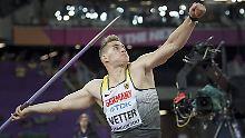 Der Sport-Tag: Weltmeister warnt: Leichtathletik in Gefahr