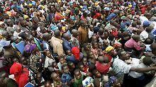 Zehn Milliarden prognostiziert: Menschheit wächst bis 2050 um ein Drittel