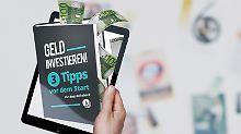 Geld investieren!: 3 Tipps vor dem Start – Ihr Haushaltsbuch