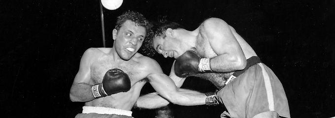 """Boxlegende der 1950er Jahre: Der """"wilde Stier"""" Jake Lamotta ist tot"""