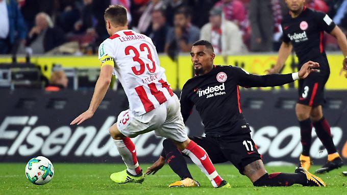 Köln ist immer noch punktlos in der Bundesliga. Frankfurt blieb auch im dritten Auswärtsspiel ungeschlagen.