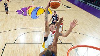 Top 10 Plays der EM: Deutschlands Basketballer zaubern sich an die Spitze