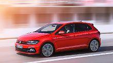 Ende des Jahres bringt VW den Polo auch als GTI auf die Straße.