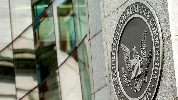 """Die SEC macht klar, dass ein """"systemisches Risiko"""" für das Funktionieren der Finanzmärkte nicht bestanden habe."""