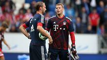 Der Sport-Tag: Nach Neuer-Ausfall: FC Bayern reaktiviert Torwart-Rentner