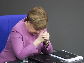 Bundestagsdebatten, Kabinettssitzungen, EU-Gipfel, Parteiveranstaltungen: Der Terminplan kennt keine Gnade.