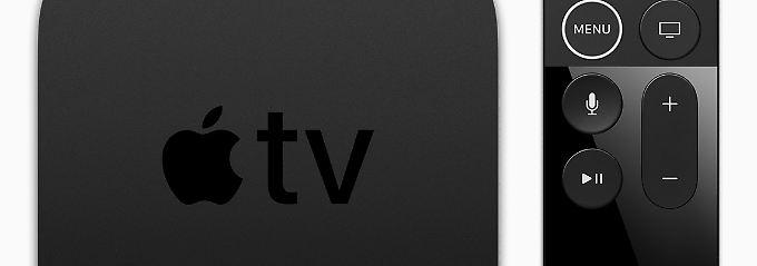 iTunes lockt mit Einheitspreis: Apple TV 4K macht Fernsehen scharf