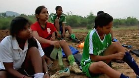 Unterdrückung und Gewalt: Mit Fußball kämpfen Mädchen in Indien für ihre Rechte