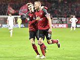 Franken schlagen VfL Bochum: 1. FC Nürnberg gelingt Derby-Generalprobe