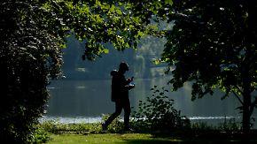 Mildes und sonniges Wahlwochenende: Oberrhein erwartet Sonne satt