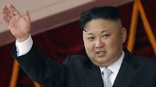 Nordkorea-Konflikt: Trump attackiert Russland