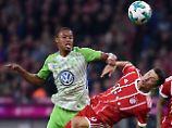 PSG-Generalprobe misslungen: FC Bayern strauchelt gegen Wolfsburg