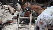 Suche nach Erdbeben-Überlebenden: Rettern in Mexiko läuft die Zeit weg