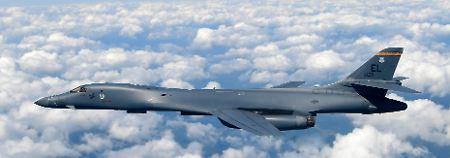 """""""Klare Botschaft"""" an Pjöngjang: USA schicken Bomber Richtung Nordkorea"""