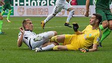 Werder Bremen - SC Freiburg 0:0