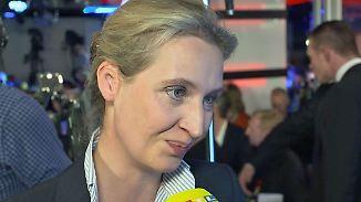 """Alice Weidel im n-tv Interview: """"Werden Untersuchungsausschuss gegen Merkel initiieren"""""""