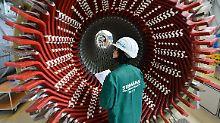 Der Börsen-Tag: Maschinenbau: Deutlich mehr Auslandsaufträge