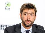 Andrea Agnelli ist Chef der Klubvereinigung ECA.