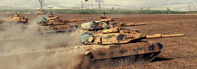 Türkische Drohung treibt Brent: Ölpreis steigt auf Zwei-Jahres-Hoch