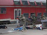 Anschlagsübung in Berlin: Die Hauptstadt probt die Terrorlage