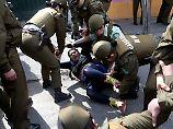 Proteste und Festnahmen in Chile: Mapuche hungern seit 111 Tagen