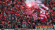 Der Sport-Tag: Europa-Heimspiel: Köln erwartet Hunderte Krawall-Fans