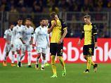 Zwei CL-Spiele, null Punkte: Real macht Dortmunder Fehlstart perfekt