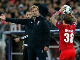 Der Sport-Tag: 22:54 CL: Liverpool weiter sieglos, Tottenham feiert Kane
