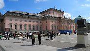 Immer noch nicht ganz fertig: Staatsoper feiert Eröffnung - und schließt wieder