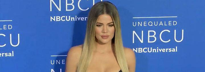 Promi-News des Tages: Khloe komplettiert Kardashian-Baby-Boom