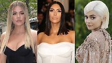Babygerüchte im Kardashian-Clan: Kim, Kylie, Khloé ... alle schwanger?