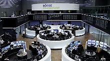 Der Börsen-Tag: Dax schiebt sich in den Feierabend