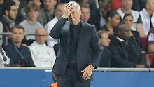 """Das hat uns nicht gut getan"": Carlo Ancelotti."