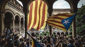 Spaniens Wirtschaft zittert: Unabhängigkeitswunsch spaltet Katalonien