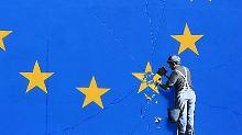 """Der Börsen-Tag: Deutsche Industrie stellt sich auf """"sehr harten"""" Brexit ein"""