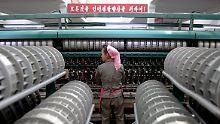 Umsetzung von UN-Sanktionen: China schließt nordkoreanische Betriebe