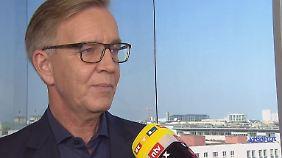 Linke-Chef Dietmar Bartsch ist wenig begeistert.