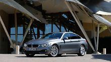 Das 4er Gran Coupé ist der familientauglichste BMW in der Reihe.