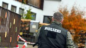 Wolfgang P. hatte im Oktober 2016 einen Polizisten erschossen und zwei weitere verletzt.